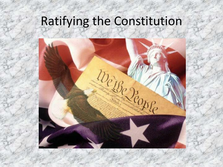 the robert yates on the ratification of the constitution Robert lee yates, jr was an ex-military helicopter pilot living in spokane, wa near the idaho border yates was married and had 4 children, a house and a perfect looking life.
