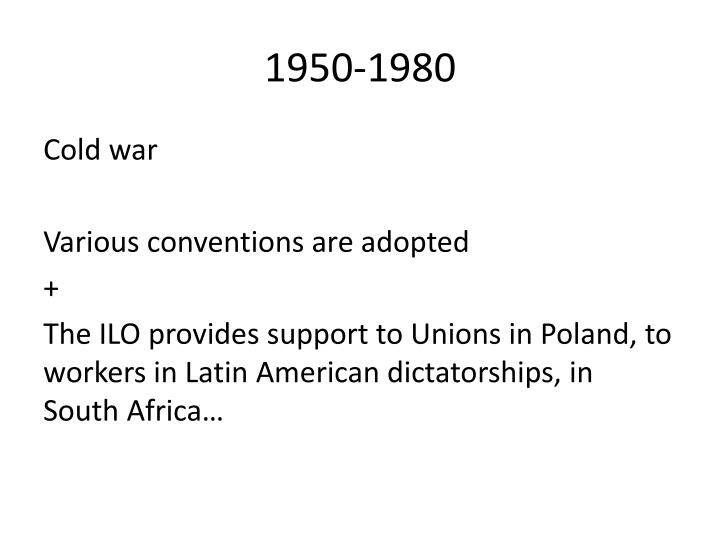 1950-1980