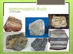metamorphic rock1