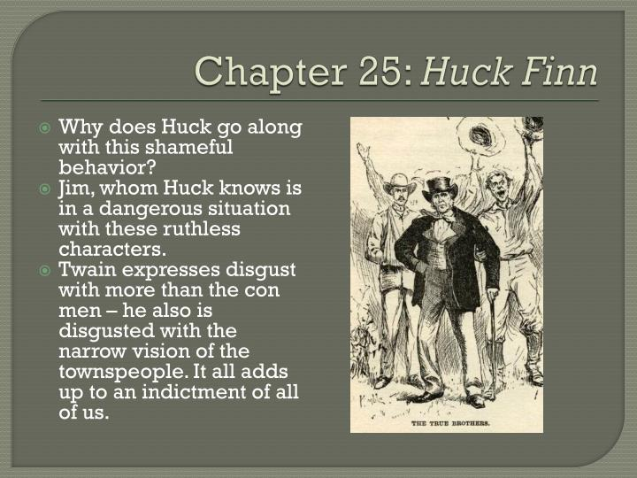 Ppt Adventures Of Huckleberry Finn Chapter Notes 23