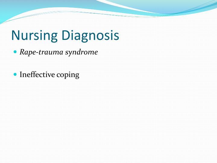 ineffective coping nursing diagnosis