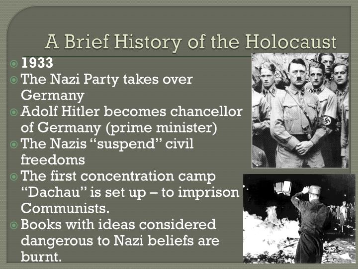 the reasons hitler became chancellor On this day in 1933, president paul von hindenburg names adolf hitler, leader or führer of the national socialist german workers party (or nazi party), as chancellor of germany the year 1932 had.