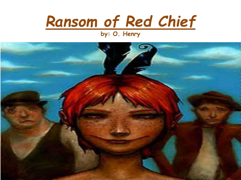 the ransom of red chief characters