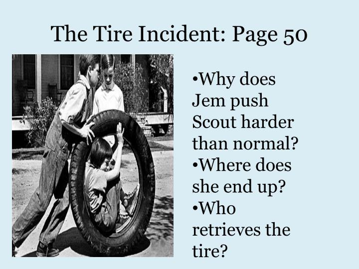 The Tire Incident: Page 50