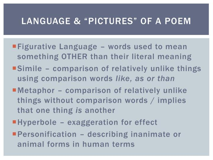 PPT - POETRY PowerPoint Presentation - ID:2573227