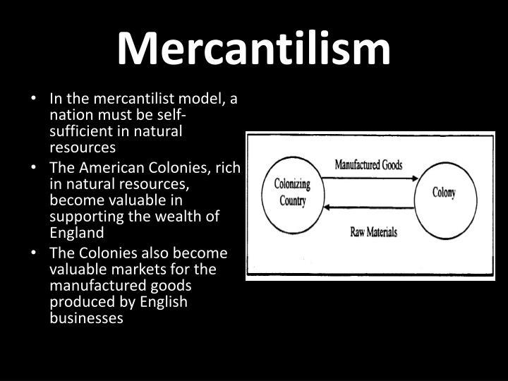 Mercantilism1