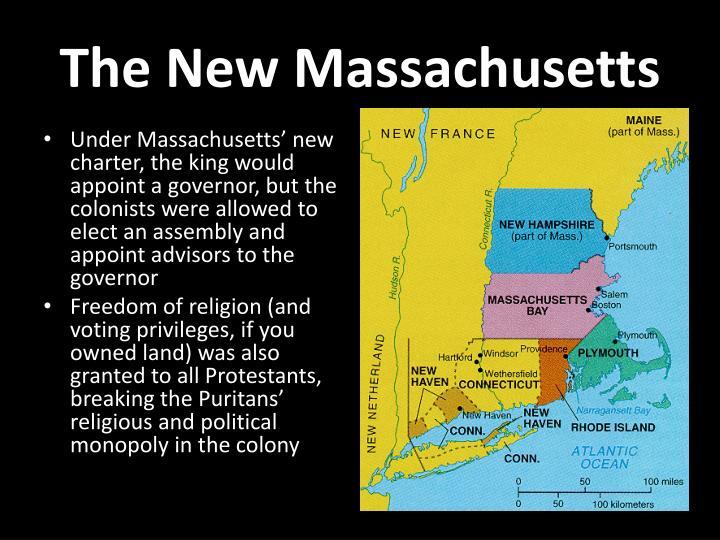 The New Massachusetts