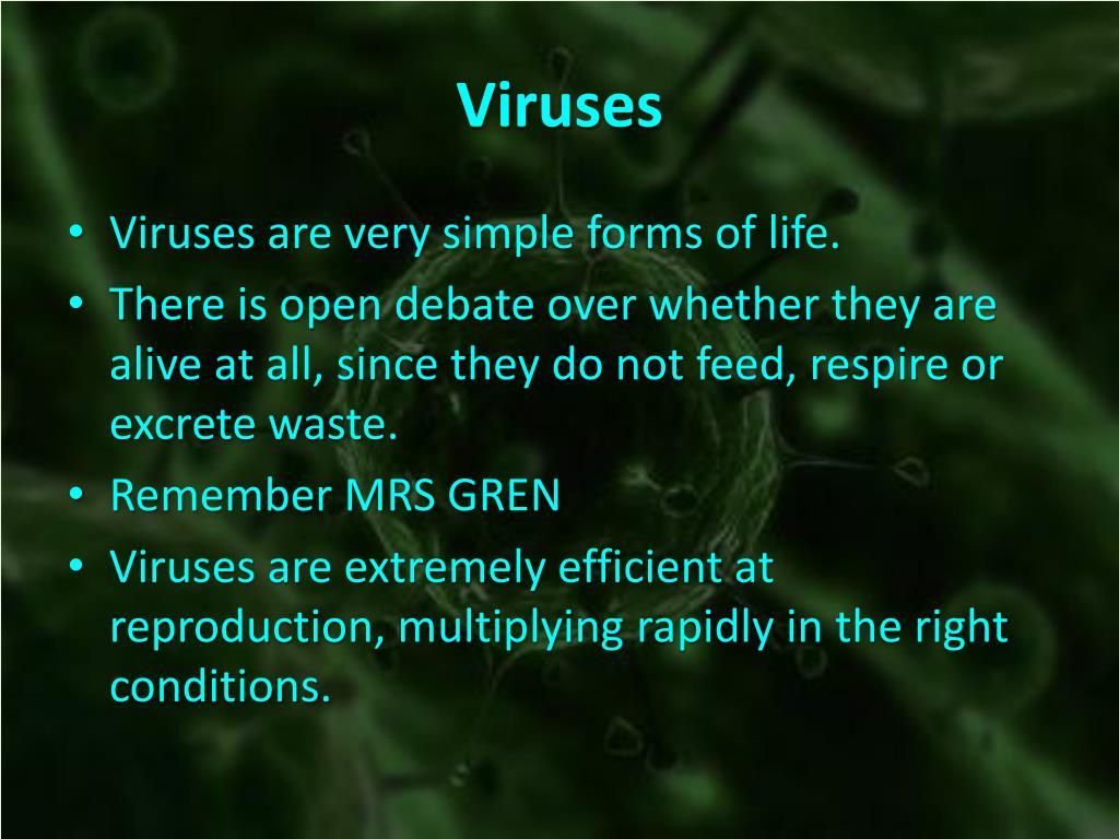 PPT - Viruses PowerPoint Presentation - ID:2573578