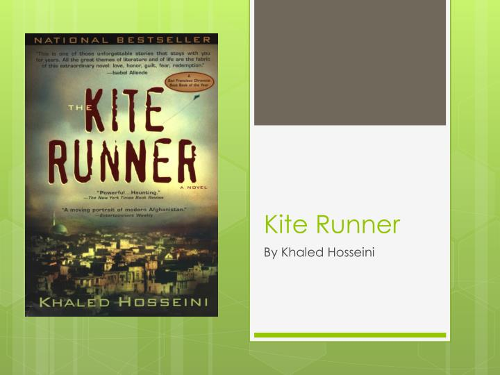 guilt and redemption in kite runner a novel by khaled hosseini