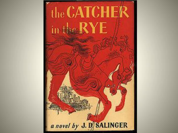 characterization of holden caulfield in j d salingers the catcher in the rye