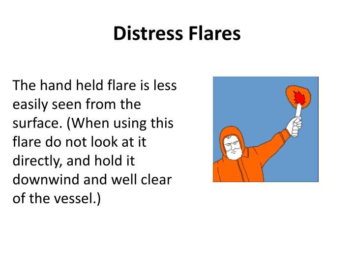 Distress Flares