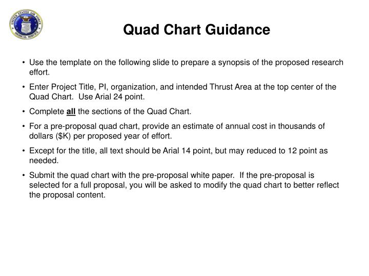 Ppt quad chart guidance powerpoint presentation id2575718 quad chart guidance toneelgroepblik Gallery