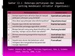 gambar 13 1 beberapa pertanyaan dan jawaban penting mendesain struktur organisasi
