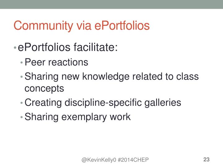 Community via