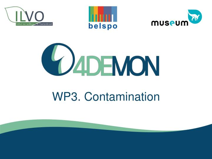 Wp3 contamination
