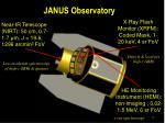janus observatory