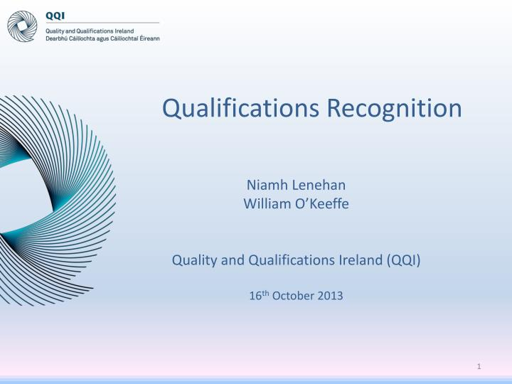 london market qualifications recognition in