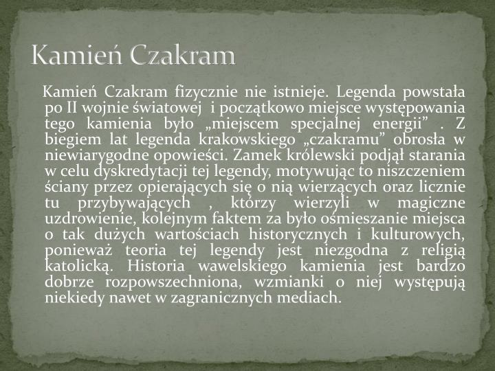Kamie czakram1