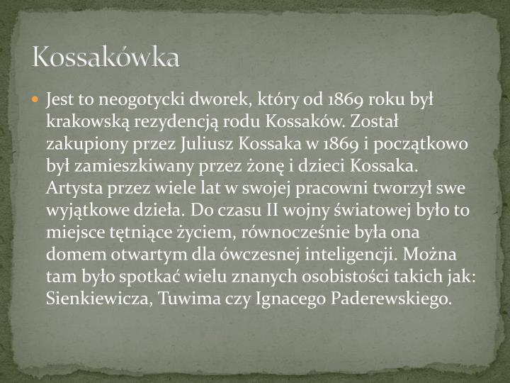 Kossakówka