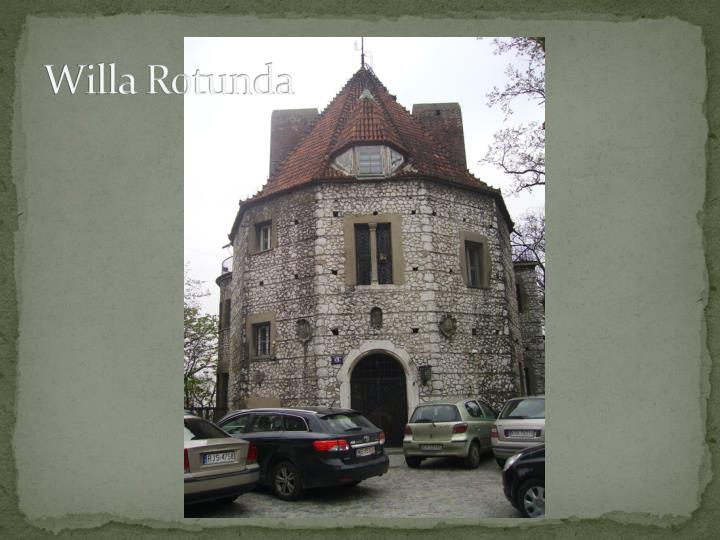 Willa Rotunda