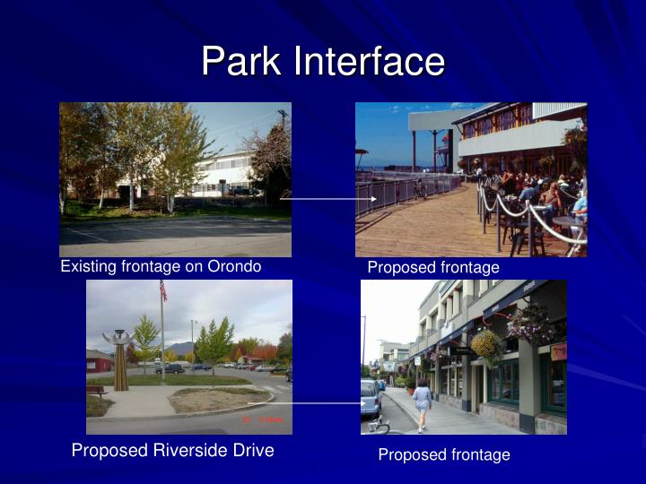 Park Interface