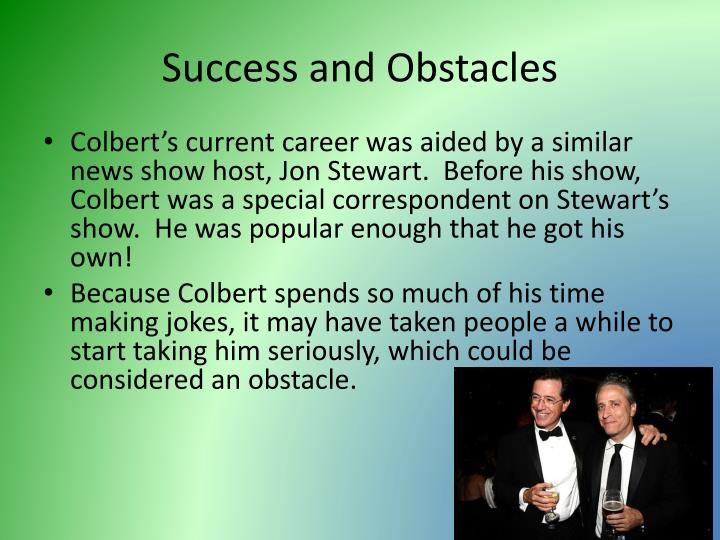 essay and success and obstacles Guest blogger and long-time npt reader cindy holbrook shares the 7 most common obstacles to success and how to overcome them everyone wants to succeed no one sets a goal to fail but sometimes obstacles get in the way of our progress however, obstacles need only slow our progress— they don't.
