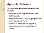apostolic believers14