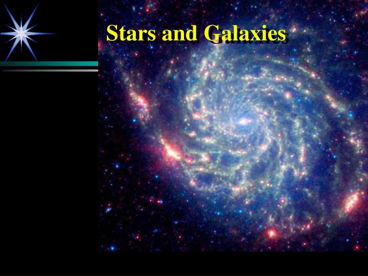 an overview of stars and galaxies Children's books about galaxies and stars a history of the hubble telescope and overview of how the images it has captured have added to the field of astronomy.