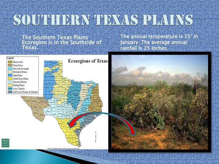 Southern Texas Plains