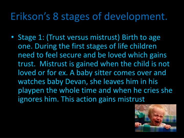 critically evaluate erikson's psychosocial stage theory Erik erikson's psychosocial theory of development to investigate identity development throughout the lifespan research findings from empirical studies are included within this.