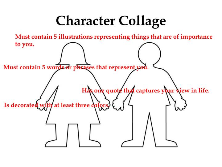 Character Collage