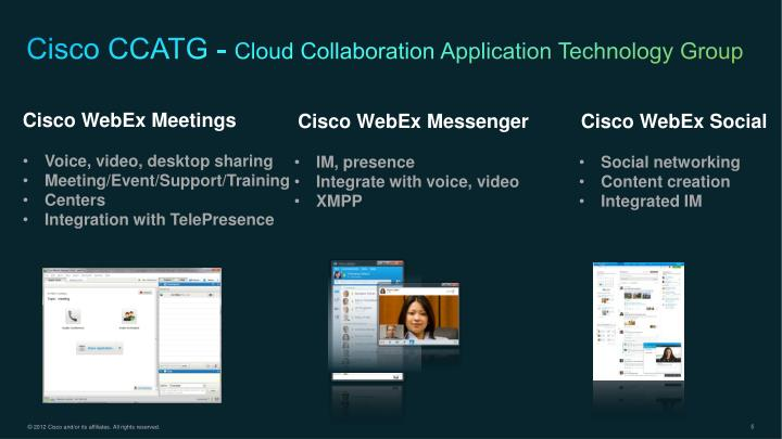 Cisco CCATG -