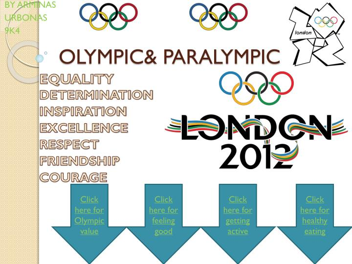 olympic paralympic n.