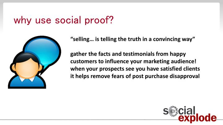"""""""selling… is telling the truth in a convincing way"""""""
