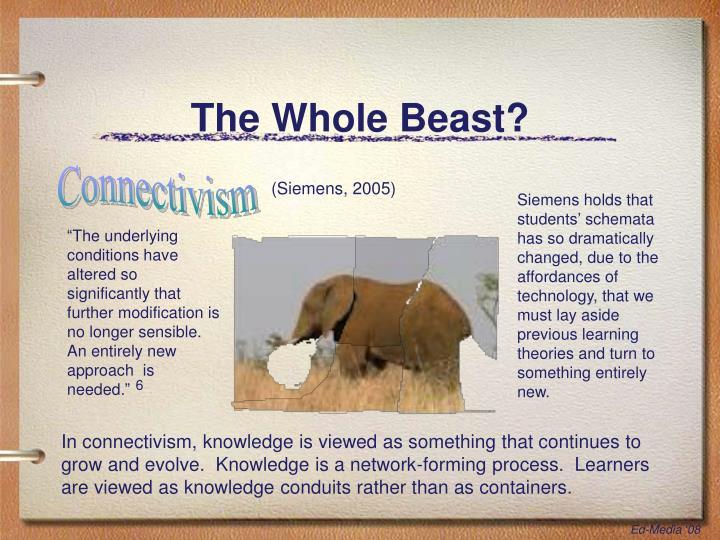 The Whole Beast?