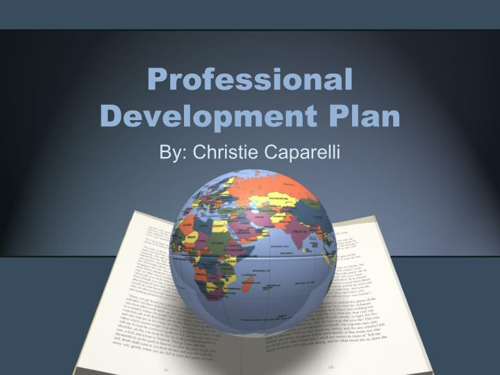 professional development plan n.