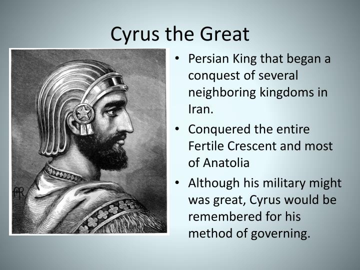 herodotus description of cyrus the king of the persians Activity 1 compare the persians and the spartans this first activity is intended to introduce students to the major participants on each side of the battle: xerxes, the king and commander of the persians and leonidas, the spartan king and leader of the greeksstudents are asked to read brief passages from herodotus' histories and respond to questions intended to provoke thoughtful.