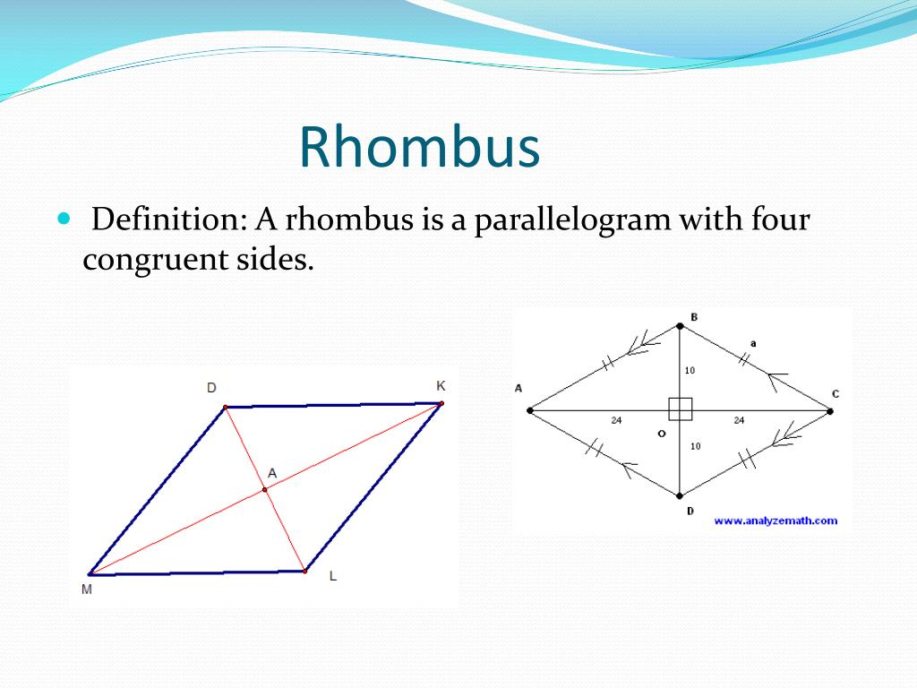 PPT - Quadrilateral Scrapbook Project PowerPoint