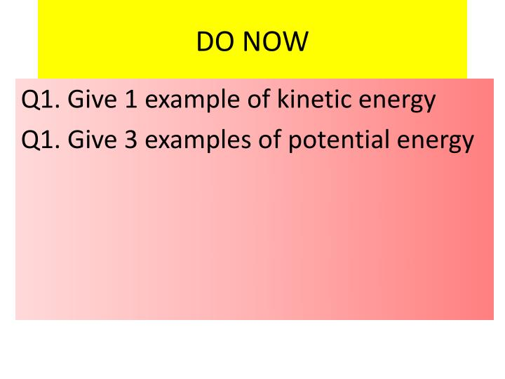 PPT - DO NOW PowerPoint Presentation - ID:2585685