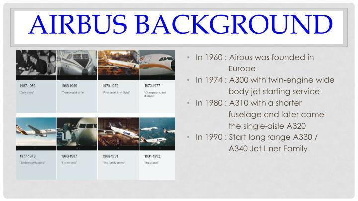 Airbus background