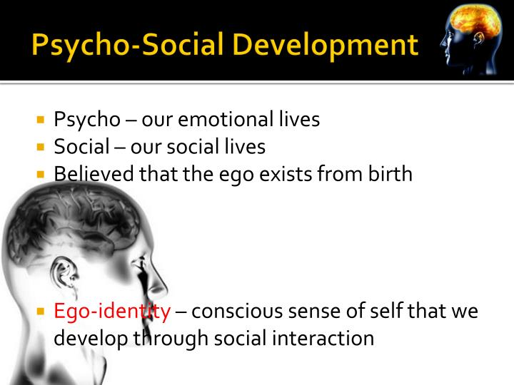 ego identity is our