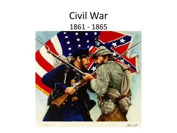 the union s civil war strategy in