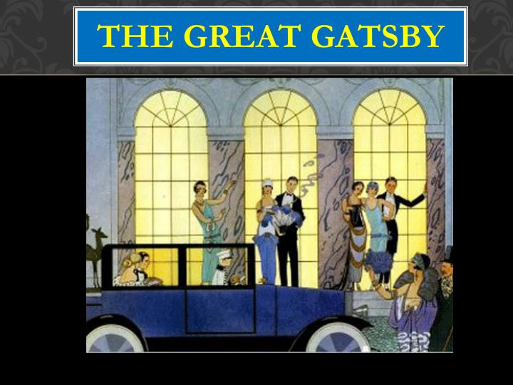 feminist essays on the great gatsby The great gatsby: hollowness of the related essays the great gatsby chapter 6 the great gatsby through the lens of feminist criticism.