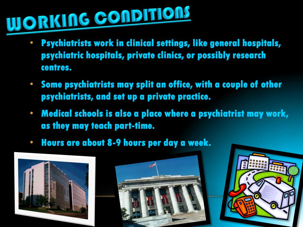 PPT - Psychiatrist PowerPoint Presentation - ID:2587745