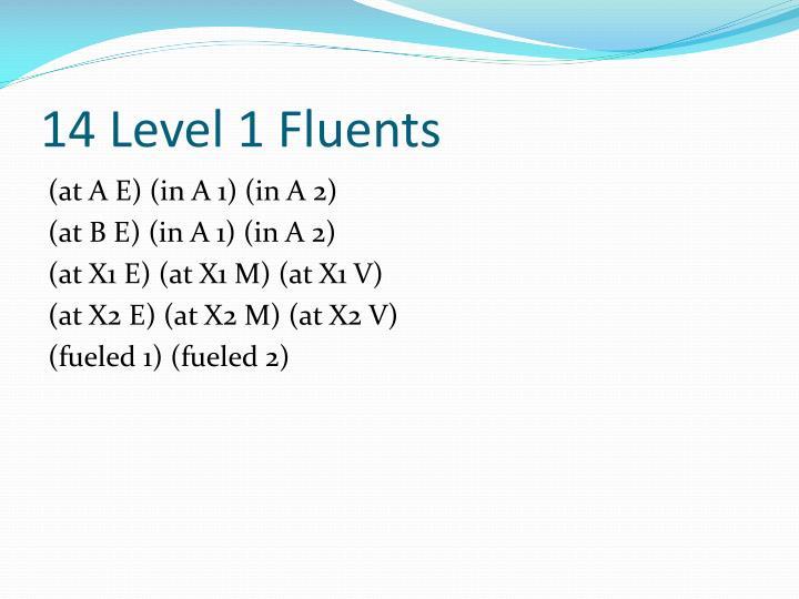 14 Level 1