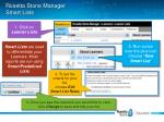 rosetta stone manager smart lists