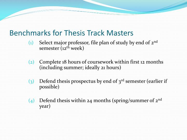 thesis tracking Required courses for major - 18 hours crij 5320 - theoretical foundations crij 5331 - quantitative methods in criminology crij 5390 - thesis i crij 5391 - thesis ii.