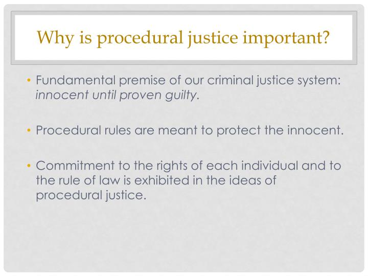 procedural justice Previous research indicates that procedural justice in promotion decisions has affected employees&#x27 organizational commitment, intent to leave and career satisfaction.