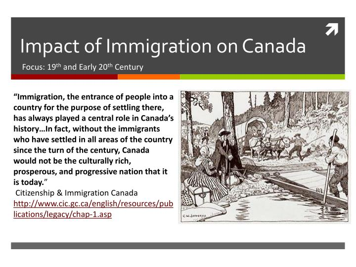 an analysis and history of the immigration issue with canada Canadian immigration problem solvers is headed by adam blum, a former canada immigration officer, and member of the immigration consultants of canada regulatory council (iccrc) as well as the canadian association of professional immigration consultants (capic) a full list of our firm's.