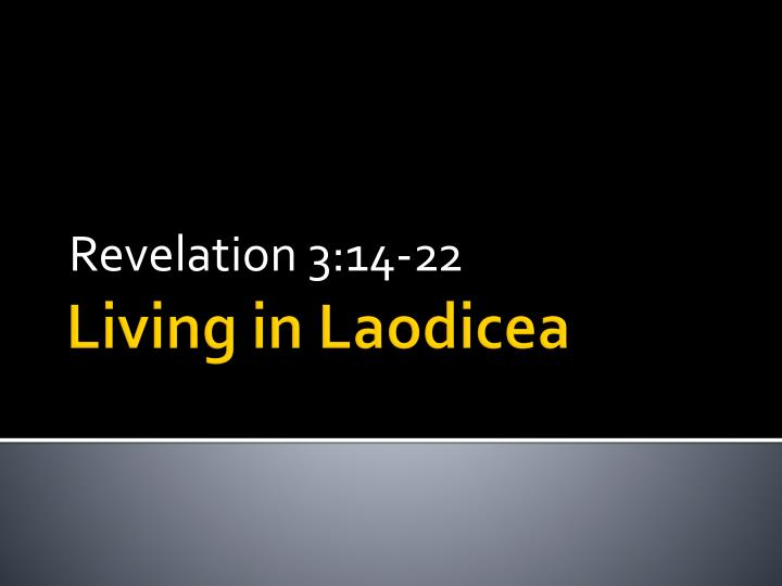 Revelation 3 14 22